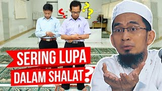 Video Lupa Dalam Shalat? Ini Cara Sujud Sahwi yang Benar - Ustadz Adi Hidayat LC MA MP3, 3GP, MP4, WEBM, AVI, FLV November 2018