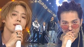 《EXCITING》 WINNER(위너) - EVERYDAY @인기가요 Inkigayo 20180520