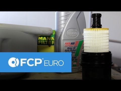 Mercedes Oil Change (ML 350, Pentosin, Mann, Without Extractor) FCP Euro
