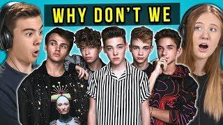 Video Teens React To Why Don't We MP3, 3GP, MP4, WEBM, AVI, FLV Januari 2019