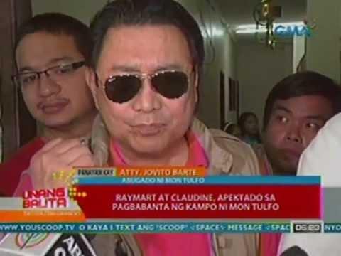 UB: Panayam kay Atty. Jovito Barte, abugado ni Mon Tulfo (050812)