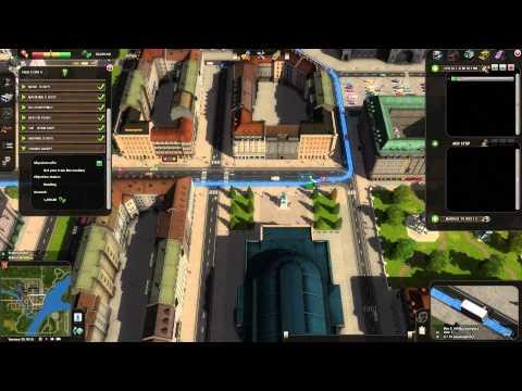 геймплей Cities in Motion (CD-Key, Steam, Region Free)
