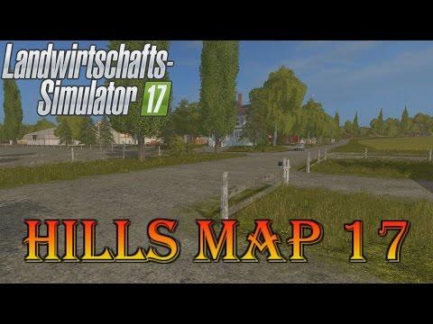 Hills Map 17 v1