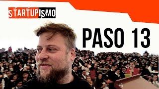 Startupismo - Paso 13: Consigue capital semilla