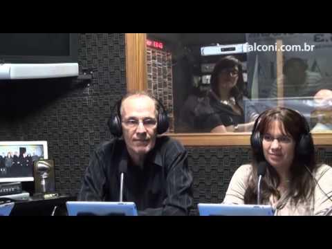 Entrevista com Armando Falconi na Rádio RCC FM em Santana do Livramento - RS - Parte 4/4