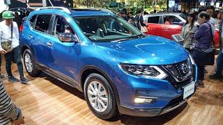 Video In Depth Tour Nissan X-Trail T32 Facelift Hybrid JDM - Indonesia MP3, 3GP, MP4, WEBM, AVI, FLV Desember 2017