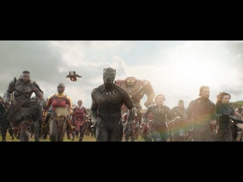 "Marvel Studios' Avengers: Infinity War -- ""Chant"" TV Spot #2"