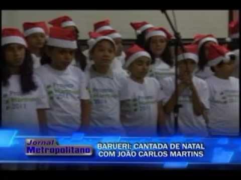JOÃO CARLOS MARTINS EM BARUERI