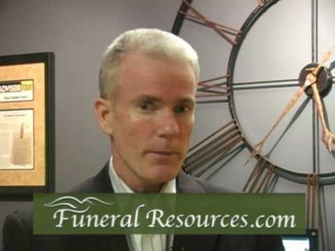 casket - Funeral planning advice from Chris Hill, Founder of http://www.funeralresources.com, about key considerations when choosing a casket or burial vault. Plannin...