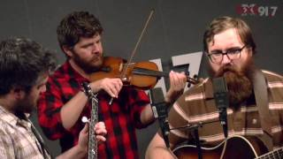 KXT In-Studio Performance - Cadillac Sky