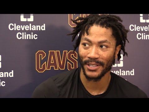 Derrick Rose on returning to Cavs' lineup