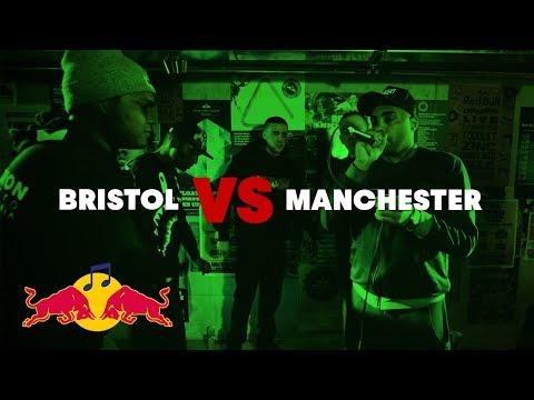BRISTOL VS MANCHESTER | GRIME-A-SIDE 2017: SEMI-FINAL @RedBull_Music