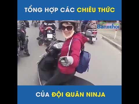 Đội quân Ninja thật nhiều Chiêu Thức =))