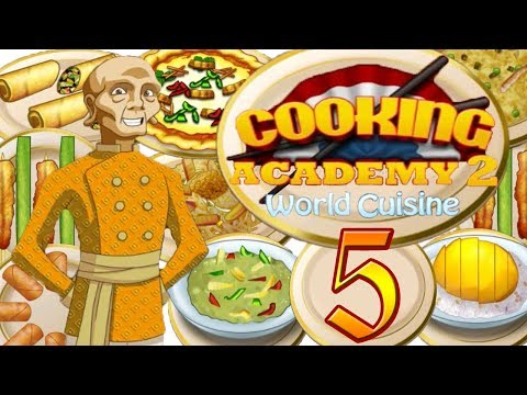 Cooking Academy 2 Worlds Causine - Thai Restaurant #5