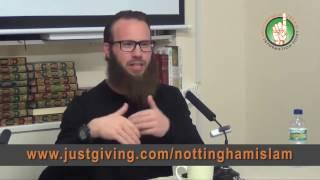 The Revenant - Descent of Jesus by Yusha Evans
