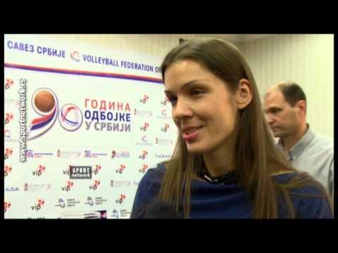 Žreb za Kup Srbije - Anja Spasojević