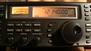 12140khz,VOICE OF AMERICA,Iranawila,CLN,Amharic.