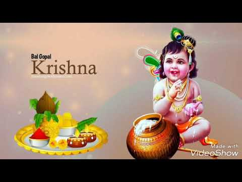 Krishna bhajan Status video