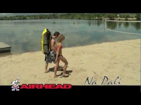 video:Airhead SUP -Stand Up Paddleboard AHSUP-1
