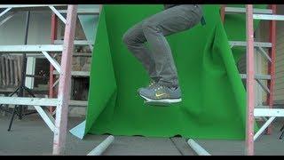 Hover Boards - Behind the Scenes/VFX Breakdown