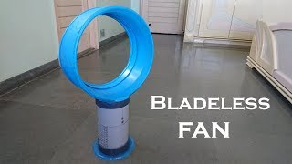 Video How to Make a Bladeless Fan using Plastic bucket at Home MP3, 3GP, MP4, WEBM, AVI, FLV September 2018
