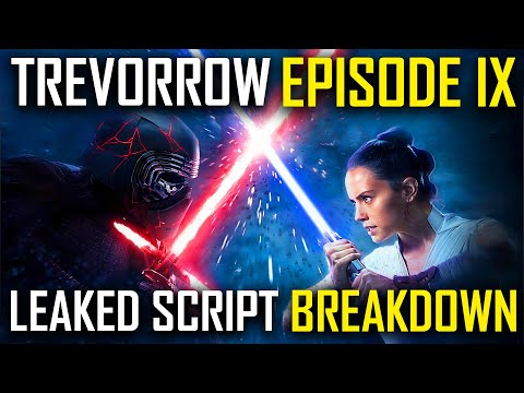 STAR WARS: EPISODE 9: DUEL OF THE FATES Original Colin Trevorrow Script Breakdown