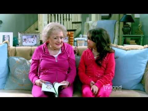 Hot in Cleveland: Elka (Betty White) Dreams About Having Kids