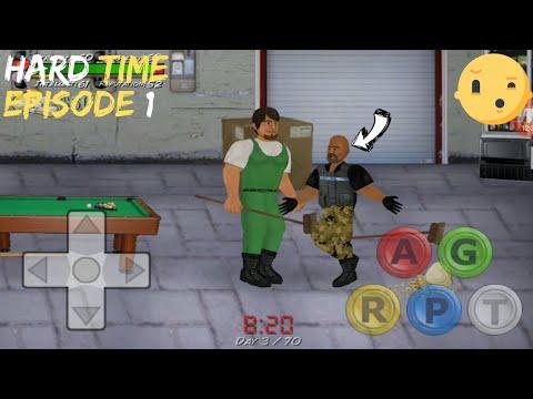 Prison Simulation - Hard Time A game Of A Criminal Mind #Episode 1