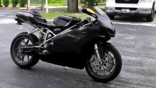 6. Pre-Owned 2006 Ducati 749 Dark at Euro Cycles of Tampa Bay