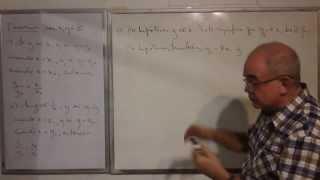 Algebra Intermedia - Lección 54 - B (variación Inversa)