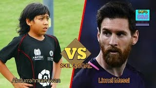 Download Video Luar Biasa Skill Pemain Bola Indonesia ini menyamai Messi MP3 3GP MP4
