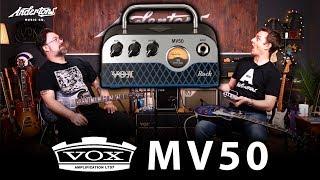 Check out the range of Vox MV50 Amps below: Vox MV50 AC: https://goo.gl/qRQaqx Vox MV50 Clean: https://goo.gl/gCEHsw Vox...