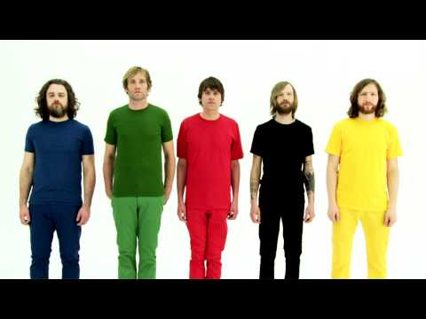 Minus the Bear - My Time (Official Music Video) (видео)