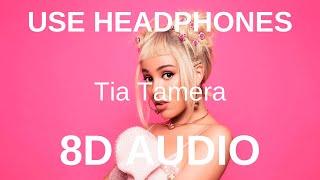 Doja Cat - Tia Tamera ft. Rico Nasty (8D Audio)