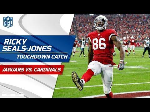 Video: Williams' Huge Punt Return Sets Up Seals-Jones' TD Catch-'n-Run! | Jaguars vs. Cardinals | NFL Wk 12