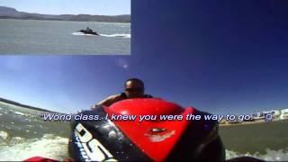 9. Fast Turbo Jet Ski 400HP Seadoo RXP - Ricky T Trevizo