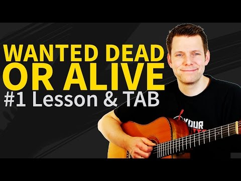 How To Play Wanted dead or Alive