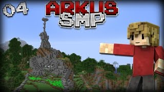 Minecraft: The World of ARKUS #4 The Subscriber Tower!