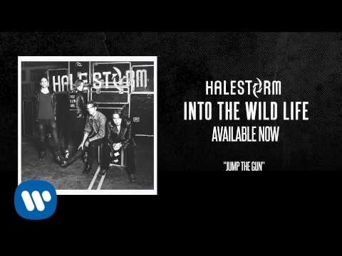 Tekst piosenki Halestorm - Jump The Gun po polsku