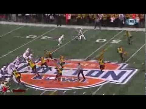 Josh Stewart vs Mizzou 2014 (Cotton Bowl) video.
