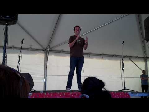 Matt Braunger at FYF Fest2010 -