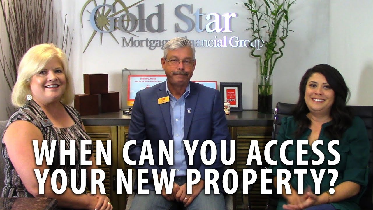 How Long Do You Have to Wait to Get the Keys to Your New Home?