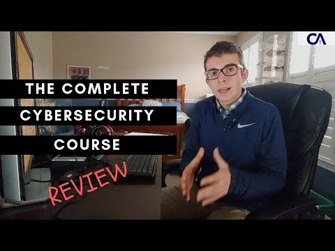 The Complete Cybersecurity Course Review