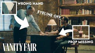 Video What Happens When A Movie Has No Script Supervisor? | Vanity Fair MP3, 3GP, MP4, WEBM, AVI, FLV Maret 2019