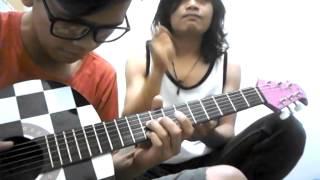 GIGI - Meja Ini ( cover by Suy & Erick )