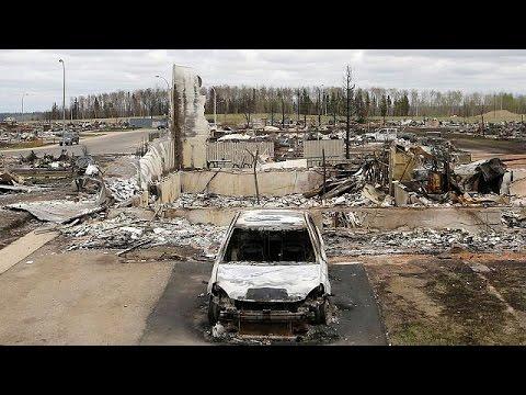 Καναδάς: Μετά τις φωτιές, η γαστρεντερίτιδα