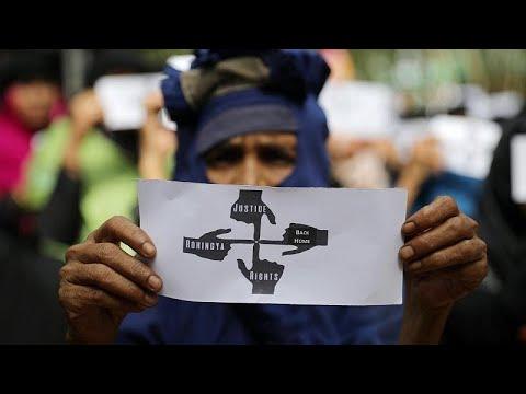 OHE: Στρατηγοί της Μιανμάρ είχαν πρόθεση για γενοκτονία των Ροχίνγκια…