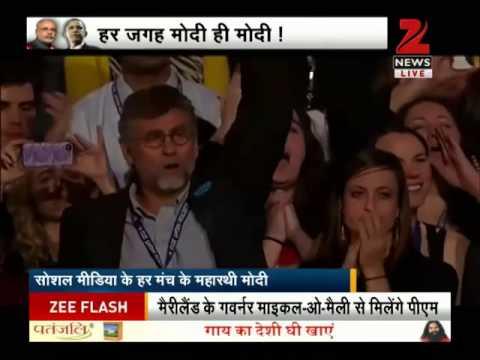 Narendra Modi: The king of social media 30 September 2014 08 PM