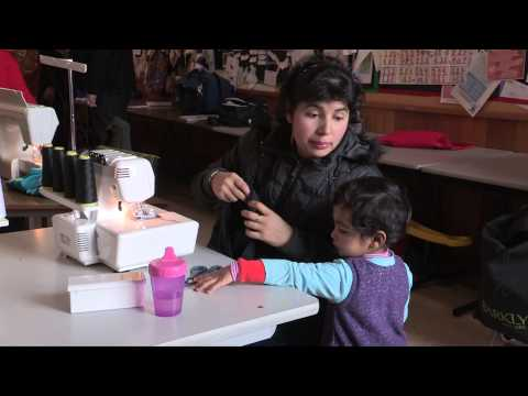 Moreland Community Grants - Multicultural Women's Sewing Group video