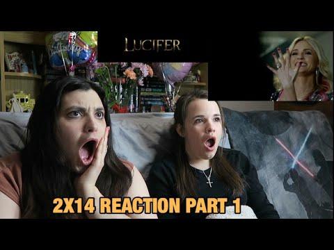 LUCIFER 2X14 REACTION PART 1